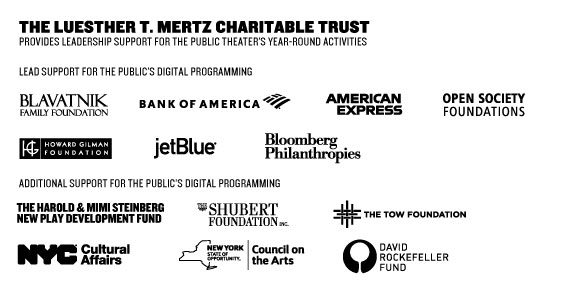 Public Theater Funders