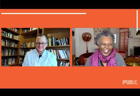 Session 4: AN AMERICAN CONVERSATION: Claudia Rankine & P. Carl