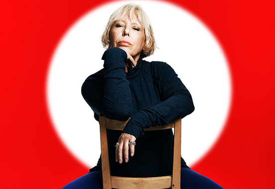 Barb Jungr: Bob, Brel and Me