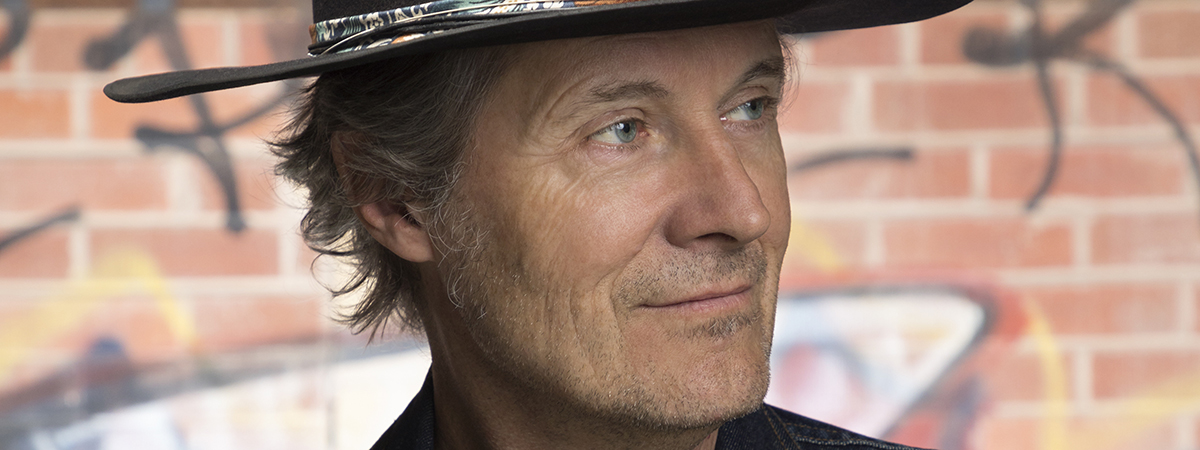 Jim Cuddy of Blue Rodeo
