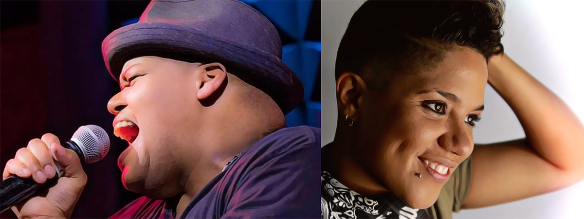 Toshi Reagon and Be Steadwell