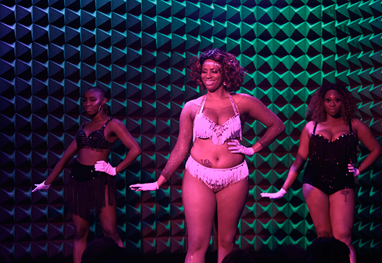 Brown Girls Burlesque