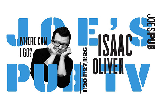 Isaac Oliver: Where Can I Go - #1