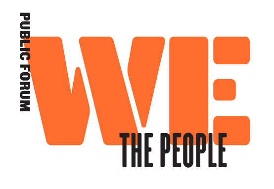 A Pre-Election Night Public Forum: We The People