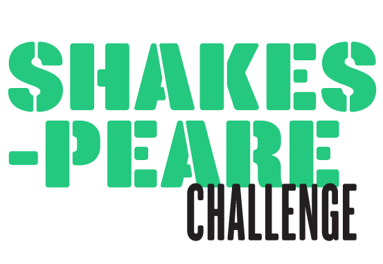 BRAVE NEW SHAKESPEARE CHALLENGE - AS YOU LIKE IT