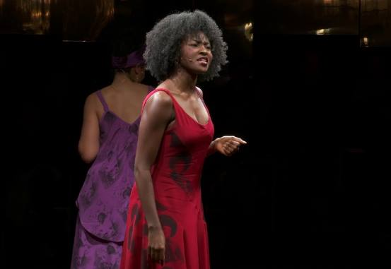 Jayme Lawson's Lady in Red - FOR COLORED GIRLS...