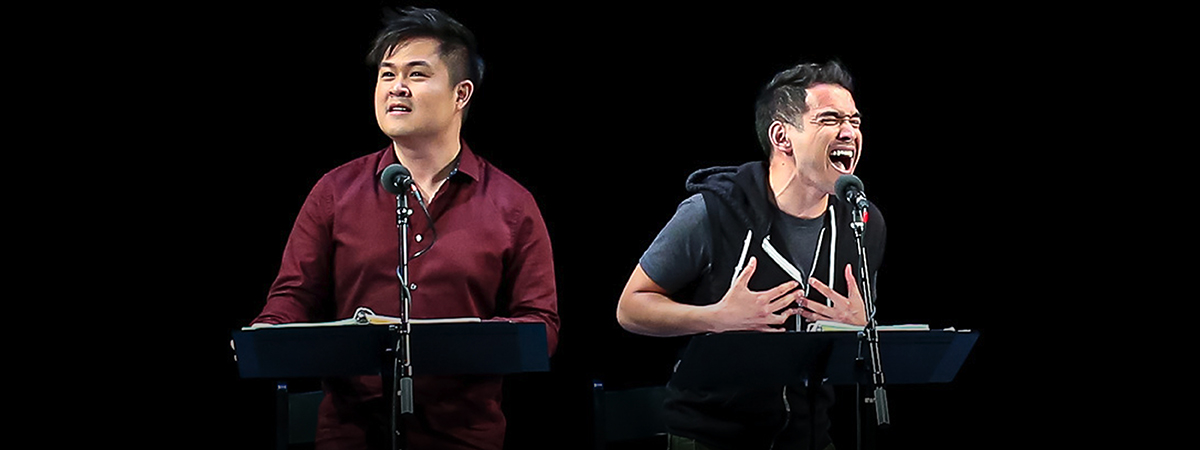 Cheeyang & Khiyon: Eastbound - Joe's Pub Live! From the Archives
