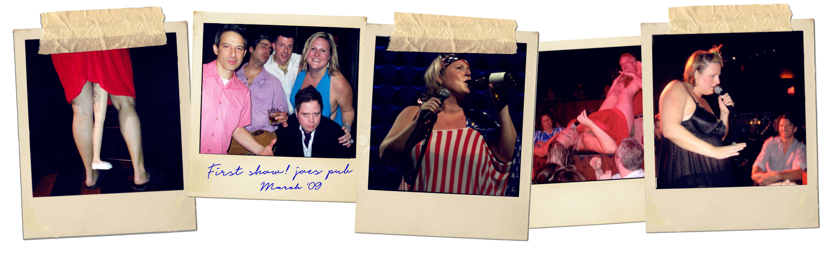 Bridget Everett & The Tender Moments: POUNDING IT FOR TEN YEARS