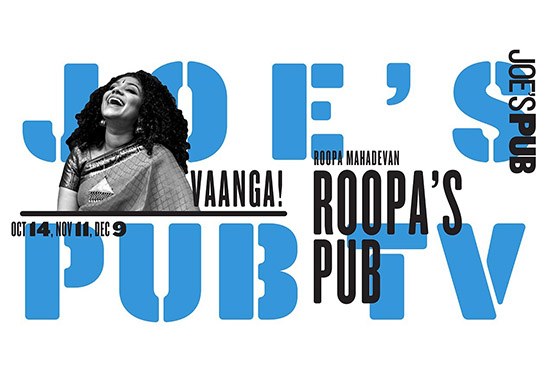 Roopa's Pub: Vaanga Vaanga! - Post-election: Home
