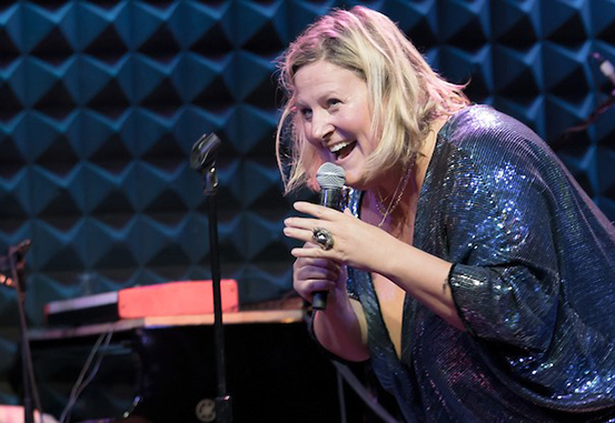 Bridget Everett & The Tender  Moments